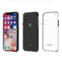 Puregear Slim Shell Case for iPhone X/Xs