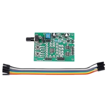 Dc 5V-12V 6V 2-Phase 4 Wire/4-Phase 5 Wire Micro-Dc Stepper Motor Driver Speed Controller Board keyes 5v stepper motor driver board red