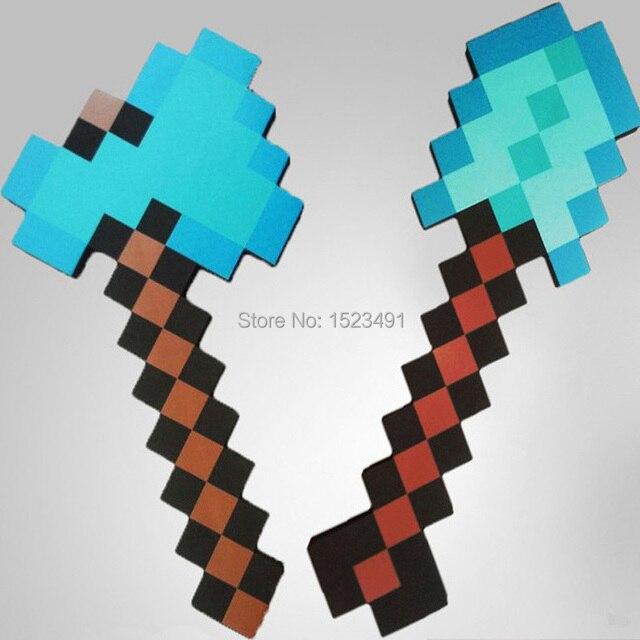 Teilelos Neue Minecraft Spielzeug Schaum Schwert Spitzhacke - Minecraft spiele geburtstag