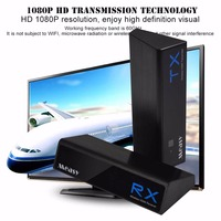 MEASY W2H H303 60GHz Wireless Audio Video HDMI Sender Transmitter & Receiver up to 30m/100FT