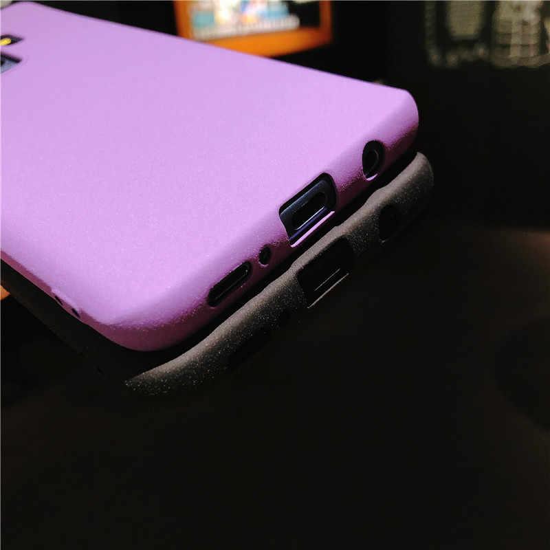 Matte Frosted Case For OPPO R7 R7S R9 R9S R11 TPU Soft oppo A31 A33 A37 A39 A53 A57 A59 A77 A79 A83 A3 A5 A7 Cover Phone Cases