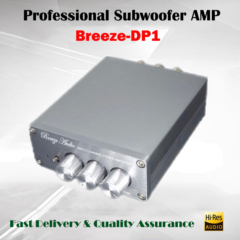 Breeze Audio DP1 Amplifiers TPA3116D2 2 1 Amplificador