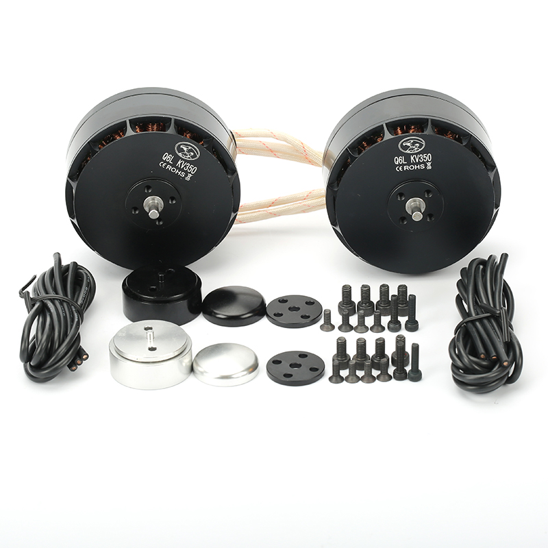 2PCS Eaglepower EA60 Brushless <font><b>Motor</b></font> 6215 Eagle Power <font><b>Motor</b></font> <font><b>170KV</b></font> 330KV 350KV 6-12S <font><b>Motors</b></font> for Plant Agriculture UAV Drone image