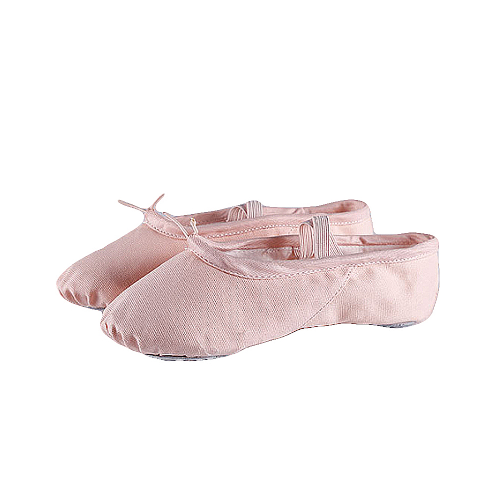 лучшая цена 2018 New Women's Danseuse Canvas Professional Ballet Dancers Shoes New Cat Claw Soft Ballet Shoes Canvas Yoga Ballet Shoes Hot