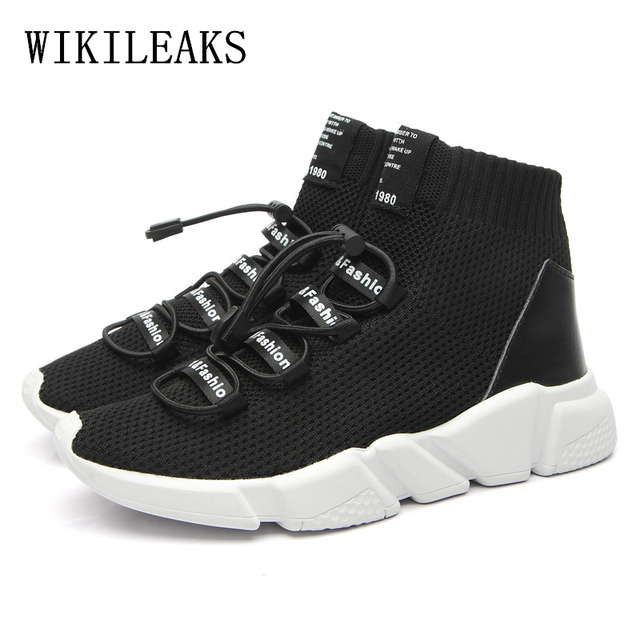 bb5aacc1fc luxury brand 2018 casual shoes men trainers tenis masculino esportivo  runway shoes designer version breathable black gym shoes