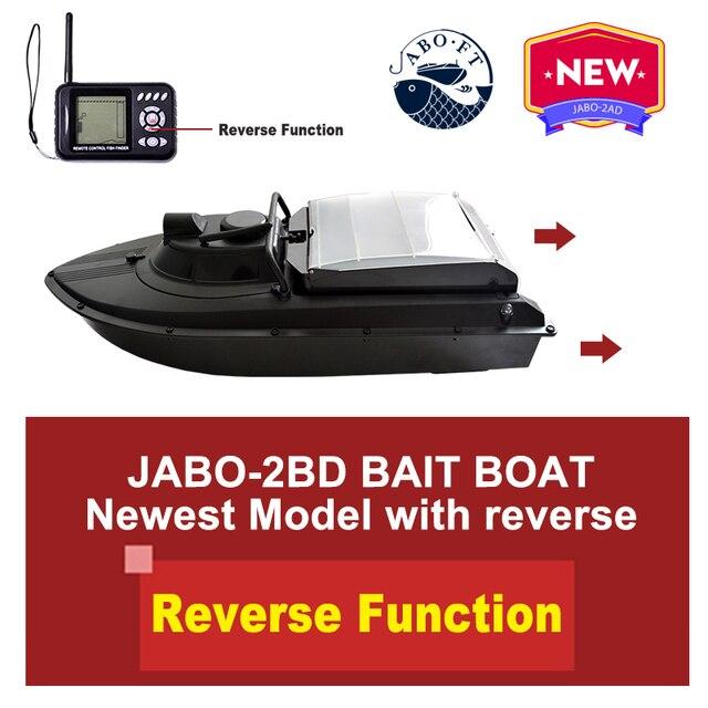 sonar bait boat Jabo optional colors bait boat JABO 2BD rc boat with