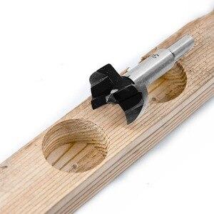 5 шт. Форстнер сверла для дерева отверстие пилы набор сверл Деревообрабатывающие инструменты