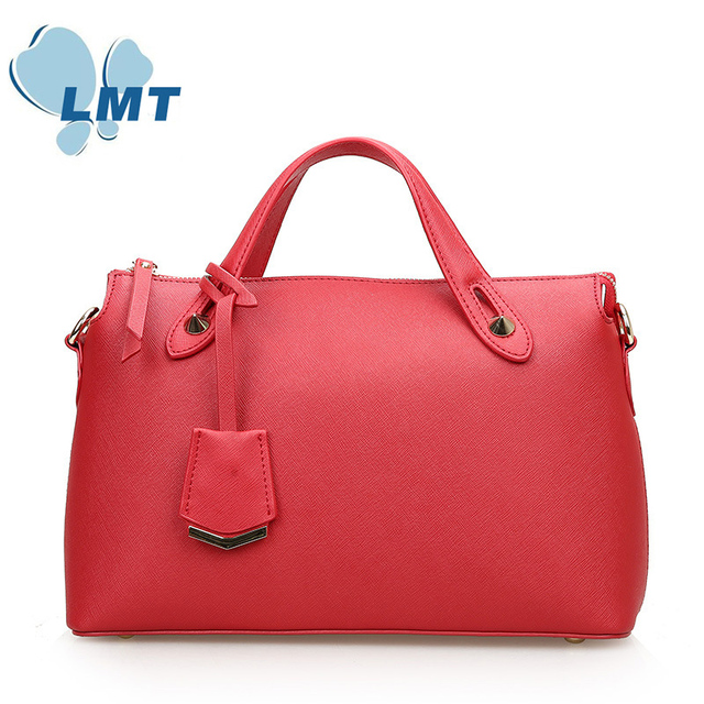 New Arrival Fashion Designers Handbags Women Bags Pure Leather Solid Color Shoulder Tote