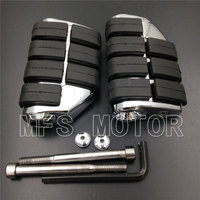 Motorcycle Rubber Foot Pegs for Honda Shadow VTX Valkyrie Aero Ace Tourer Magna VLX Deluxe