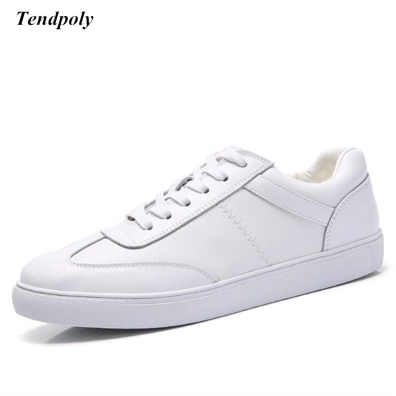 Spring and Autumn 2018 The new fashion casual women's shoes leather round head students white hot classic popular flat shoes the new puma womens shoes classic high classic star high tongue series white leather laser badminton shoes