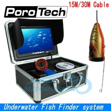 SY710 Skilled Underwater Fish Finder system 7″LCD Monitor 1000TVL Video Underwater Digicam Ice Lake Fishing digicam+8G CARD