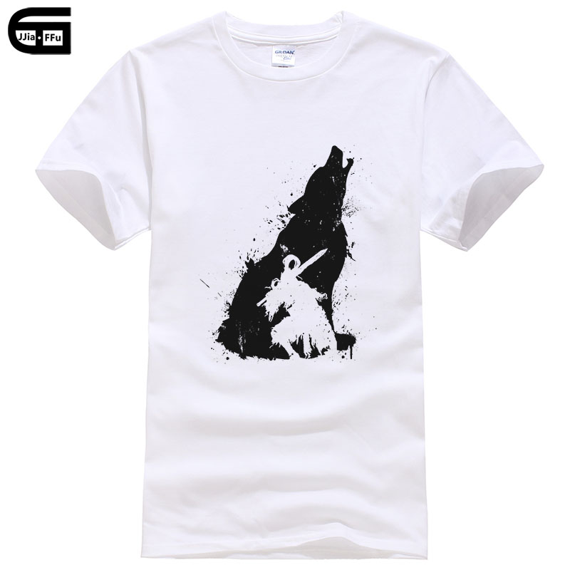 Fashion Summer Cotton Print Men's   T     Shirt   Sif the Great Wolf Artorias Dark Souls Badass Artsy Tee T380