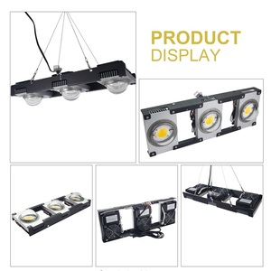 Image 2 - Cree CXB3590 Citizen 1212 300W Led Grow Light Full Spectrum For Indoor Greenhouse Hydroponic Plant Growing Replace 600W HPS Lamp