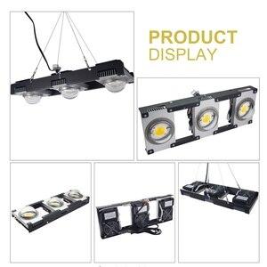 Image 2 - Lampe horticole de croissance Led, Citizen Cree CXB3590, 1212, 300W, éclairage à spectre complet pour serre/chambre de culture hydroponique intérieure, remplace une lampe HPS 600W