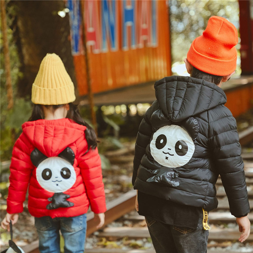 Baby Girls Jackets 2018 Autumn Winter Jacket For Girls Winter Cartoon Coat Kids Clothes Children Warm Hooded Outerwear Coats baby girls jackets 2018 winter jacket for girls winter coat kids clothes children warm hooded outerwear coats winterjas meisjes