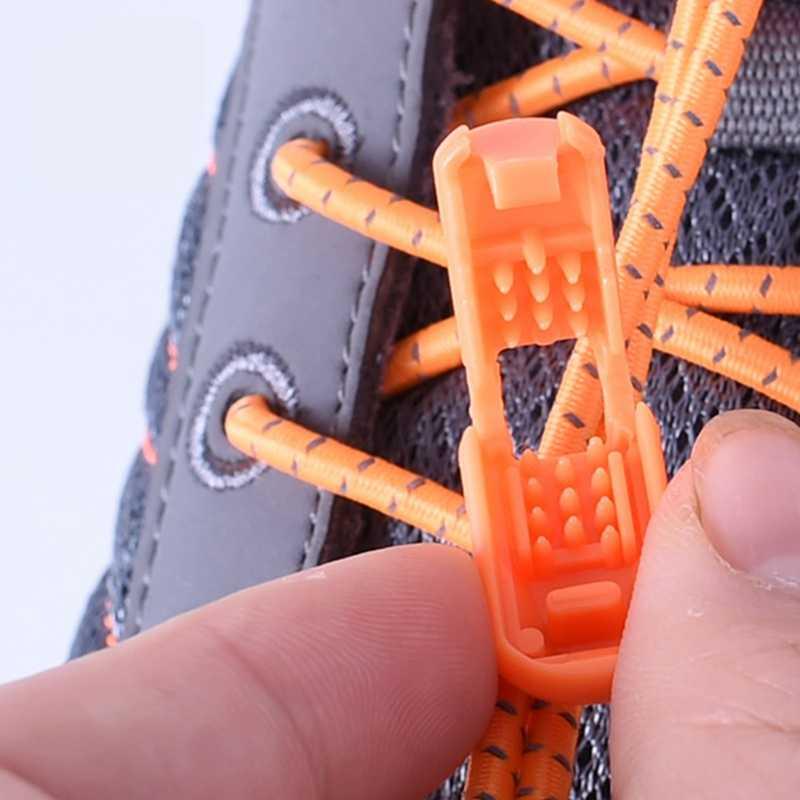 Mounchain Unisex kobiety mężczyźni outdoor hiking Athletic Running sznurówki których nie trzeba wiązać elastyczny silikon sznurowadło wszystkie trampki pasujący pasek