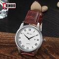 Homens Relógio de Quartzo dos Homens Top Marca de luxo relógios de Pulso Beinuo Sports Exército Assistir Algarismos Romanos Masculino Relógio relojes hombre