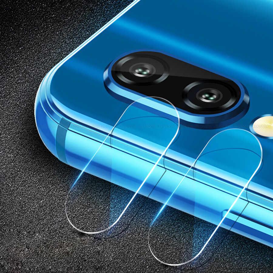 Arka kamera lensi temperli ekran koruyucu Film için Huawei Mate 20 10 30 P20 Lite Y9 2019 P akıllı P30 pro kılıf telefonu aksesuarları