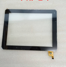 "9.7 "" touch screen Explay Cinema TV 3g digitizer touch panel glass sensor replacement"