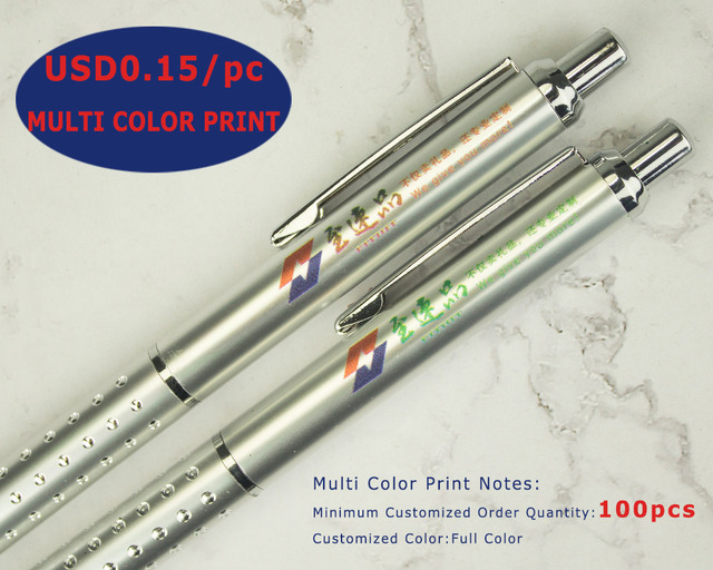 Cheap Metal Gift Ball Pen Custom Pens Smooth Writing Promotional Ballpoint Pen Logo Personalized Gift Pen Print Event Giveaway 4