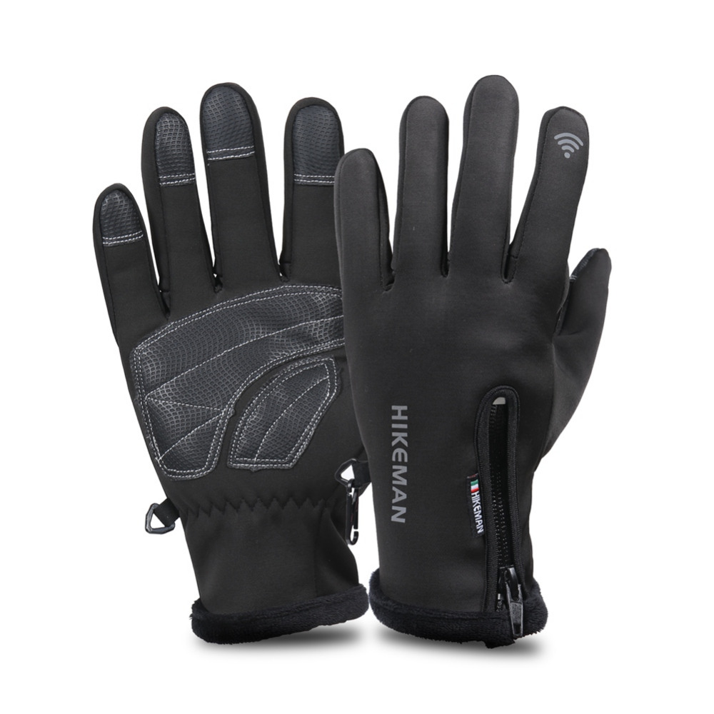 Motorcycle Gloves Men's Touch…