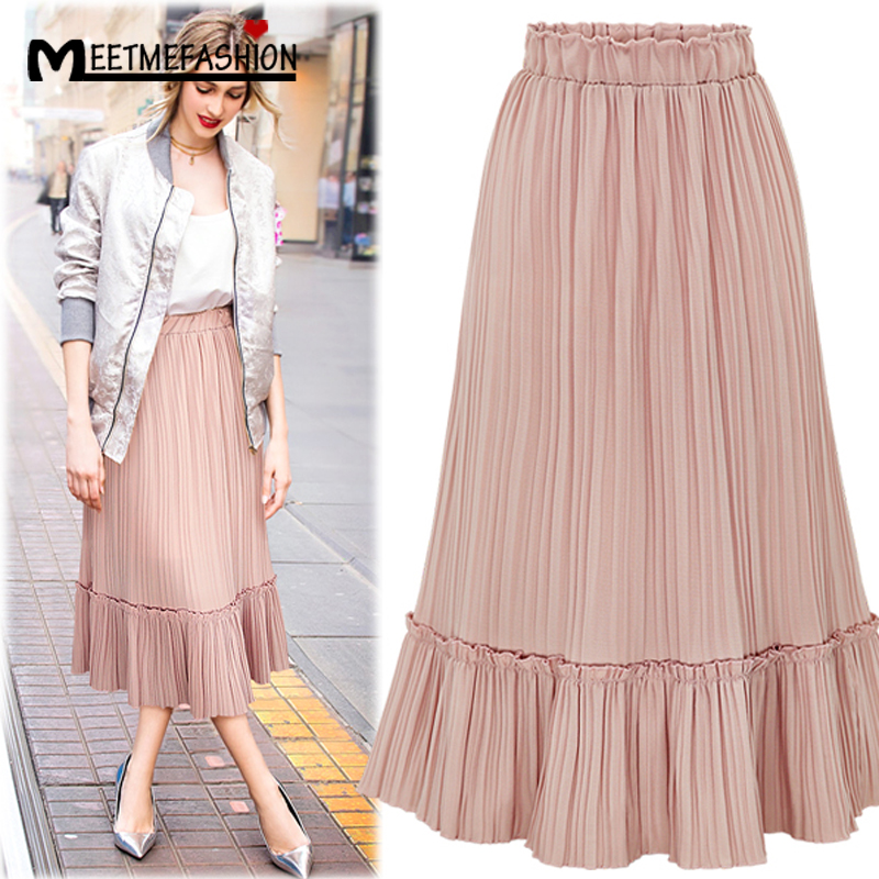 Online Buy Wholesale pink skirt long from China pink skirt long ...