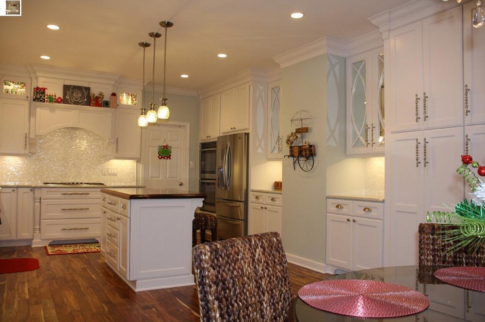 de madera slida da cucina enmadera pintada gabinetes de cocina con encimera de granito cocina
