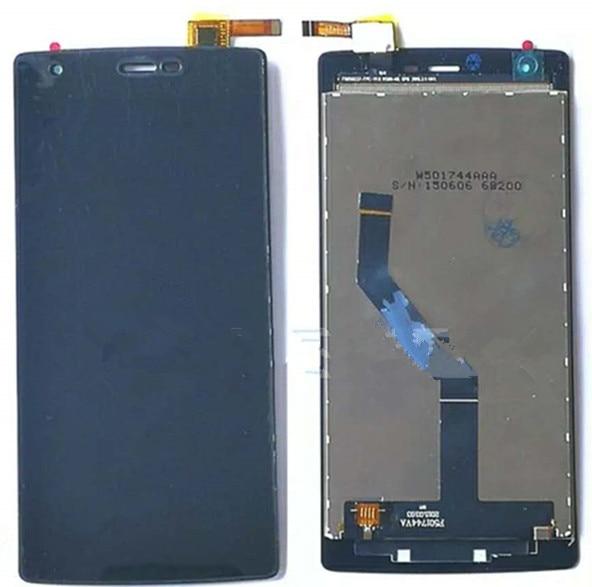 Тренд-точка Сенсорный экран телефона в сборе для F6050237-FPC-V1.0 F501744VA Мобильные аксессуары touch Панель Экран