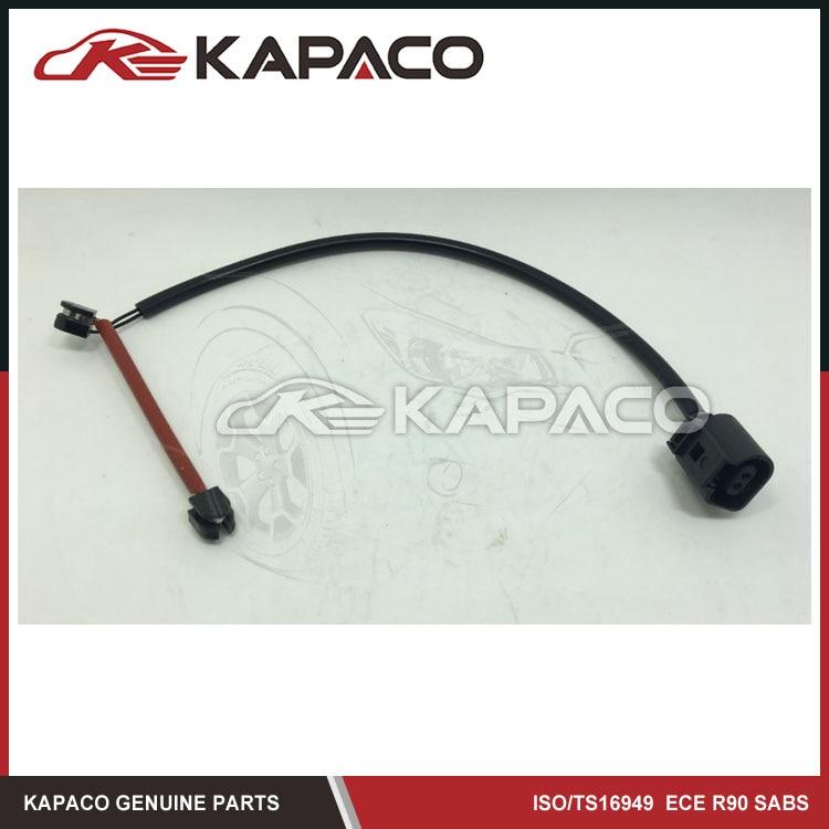 ᗔIndicador del sensor del desgaste del cojín de freno delantero del ...