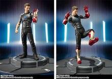 SHF S.H.Figuarts Marvel Avengers Tony Stark Iron Man 3 Action Figure Figurine Anime Figure Collectible Model Toy