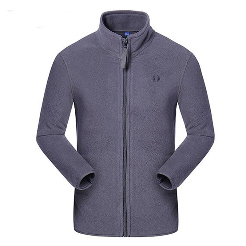 Men Running Jackets New Anti-static Polar Fleece Softshell Outdoor Workout Coat Warm Gym Clothing Man Jogger Jogging Jacket new brand men soft shell clothing warm polar fleece outdoor fishing cardigan jacket autumn winter man fishing shirt coat red