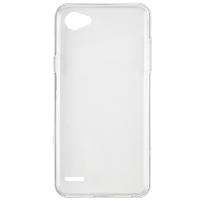 Чехол-накладка iBox Crystal для LG Q6/Q6a/Q6+ (силиконовый, прозрачный)