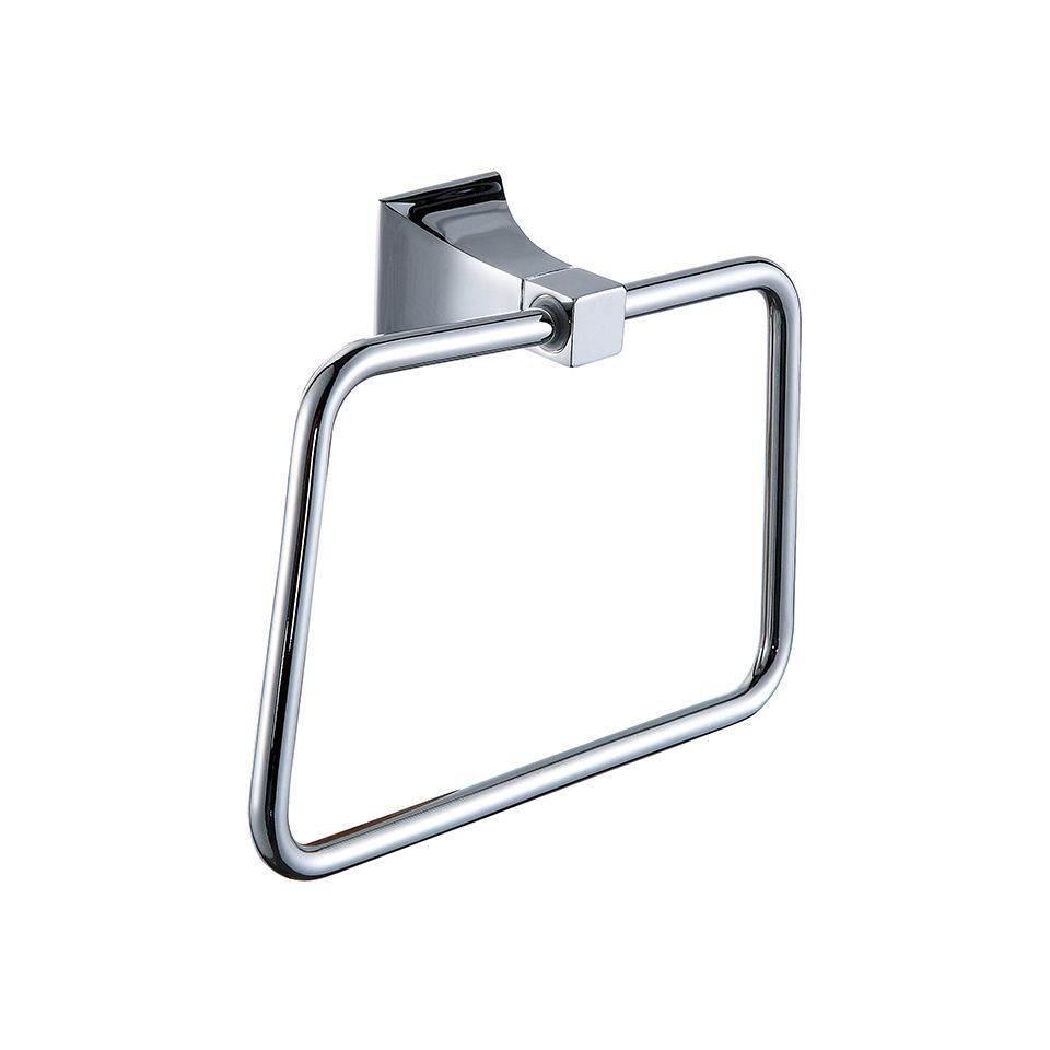 MAIDEER Quality assurance luxury chrome brass wall mounted bathroom shelf holder suitable for Towel clothes--3511DYMAIDEER Quality assurance luxury chrome brass wall mounted bathroom shelf holder suitable for Towel clothes--3511DY