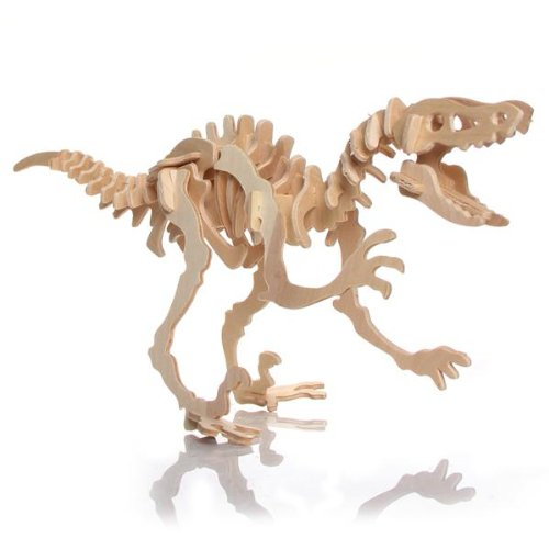 3D головоломки динозавров Cube игр образования игрушки подарки для детей