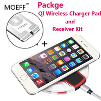 Wireless Charger QI Wireless Charging For Your Phone Mobile Phone Charger For Samsung Galaxy S6 Edge