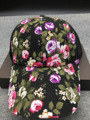 10pcs free shipping/2016-A650 flower adjust  mesh baseball cap outdoor leisure cap   women