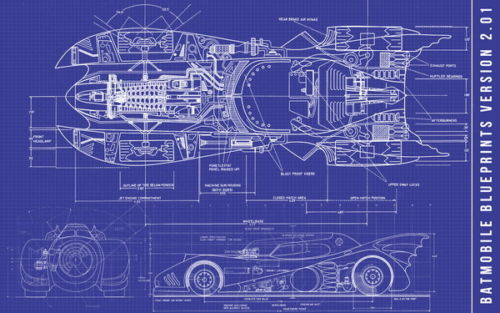Blueprint batman 1989 batmobile silk poster art bedroom decoration blueprint batman 1989 batmobile silk poster art bedroom decoration 0628 malvernweather Gallery