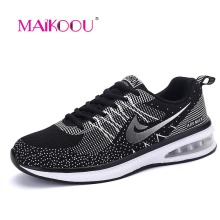 MAIKOOU Fashion Casual shoes for Men air mesh shoes plus size Couple shoes 2017 New Spring shoes Breathable Men trainers 195