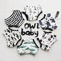 2016 do bebê verão roupas de bebê menino menina roupa dos miúdos do bebê shorts calças de algodão calças kikikids nununu bobo choses batman máscara