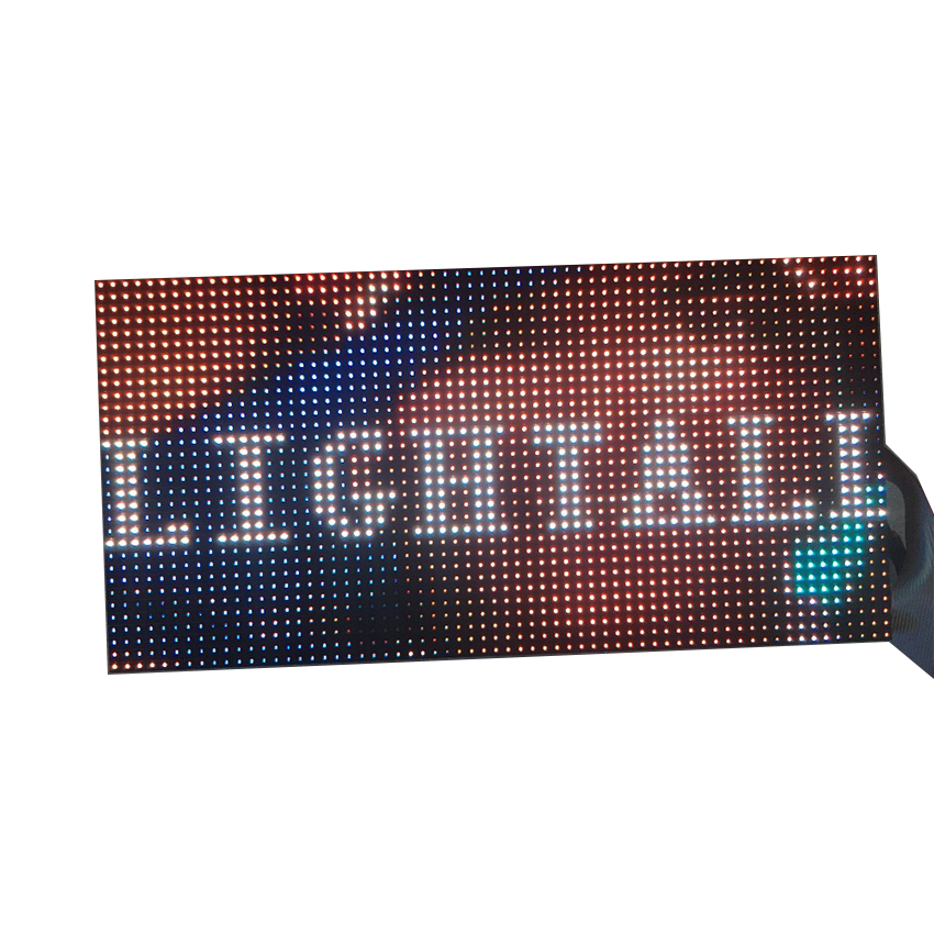 P4 SMD1921 256*128mm Waterproof LED Module 64x32dots Outdoor 1/8S RGB 4mm For Full Color Led Display Screen Video Wall Panel