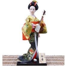 цена на home decoration accessories feng shui crafts japanese geisha dolls feng shui Crafts