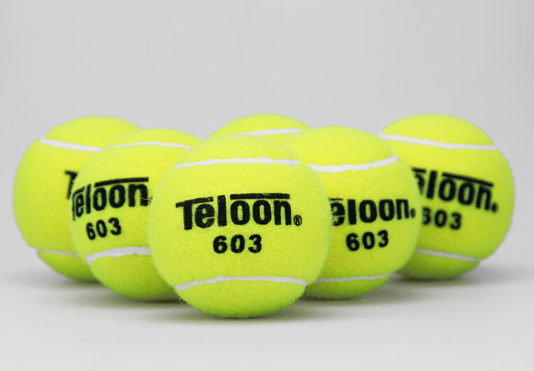 30pcs/set Teloon 603 Tennis Trainer Train Training Durable Ball Balls For Match Training