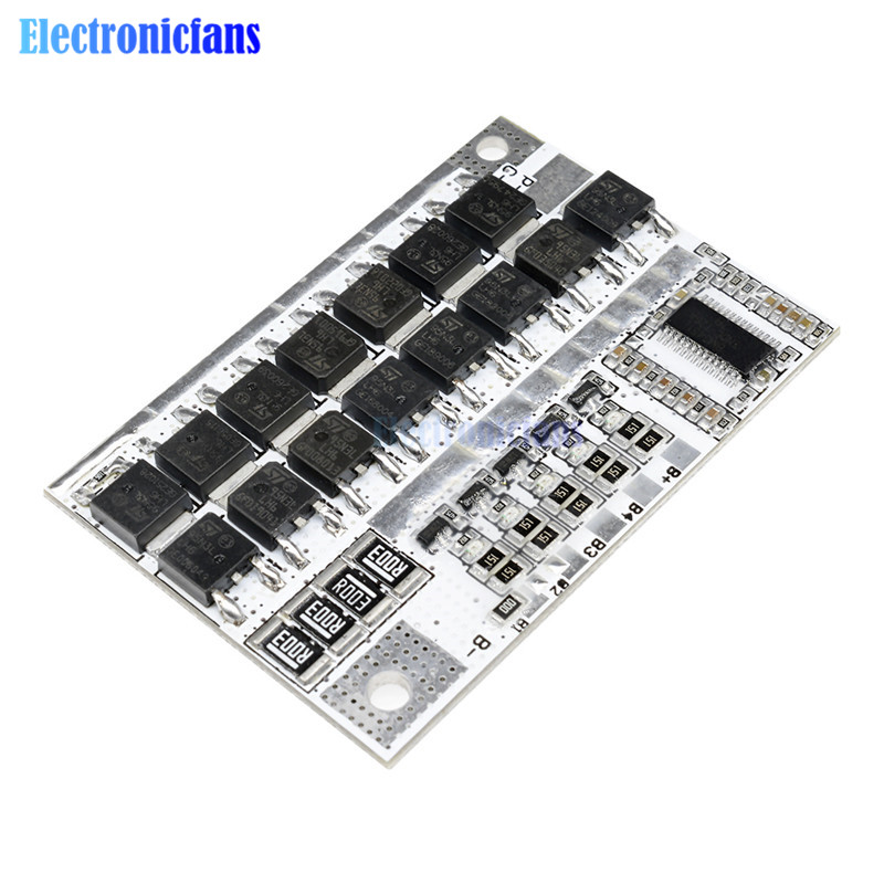 3S 4S 5S V 12V 18V 21V 100A BMS batería de Li-ion de polímero de circuito de protección de 18650 Li -tablero de carga de equilibrio de polímero de litio F08474 IMAX RC B3 Pro Cargador Del Balance Compacto para 2 S 3 S 7.4 V 11.1 V de Litio de La Batería LiPo + Freepost