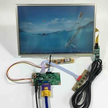 "VGA input singal LCD controller board RT2270C-A+14.1"" LP141WX3 LTN141W1 1280x800 LCD+Touch Panel"