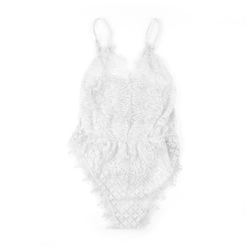 Sexy Lace Playsuit 3