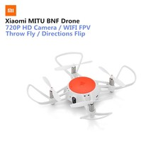 Original Xiaomi MITU WIFI FPV 360 Tumbling RC font b Drone b font with 720P HD