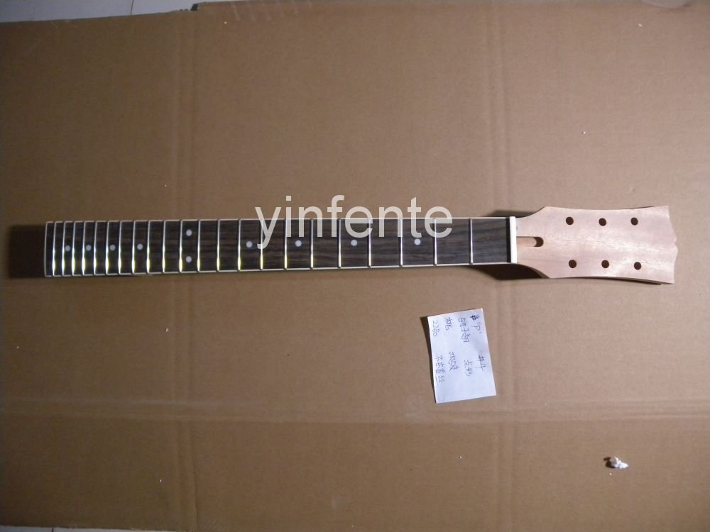Здесь можно купить   New High Quality Unfinished electric guitar neck Solid wood Body &  fingerboard new model 1pcs #2 Спорт и развлечения