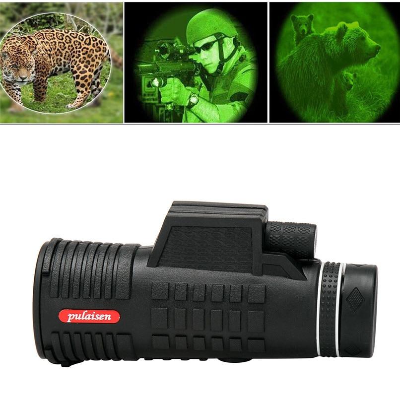 Spor ve Eğlence'ten Tekli/ Çift Dürbünler'de 50X60 teleskop gece görüş cihazı Zoom optik yüksek güç HD Lens monoküler teleskop için uygun telefonları Tripod açık araçları title=