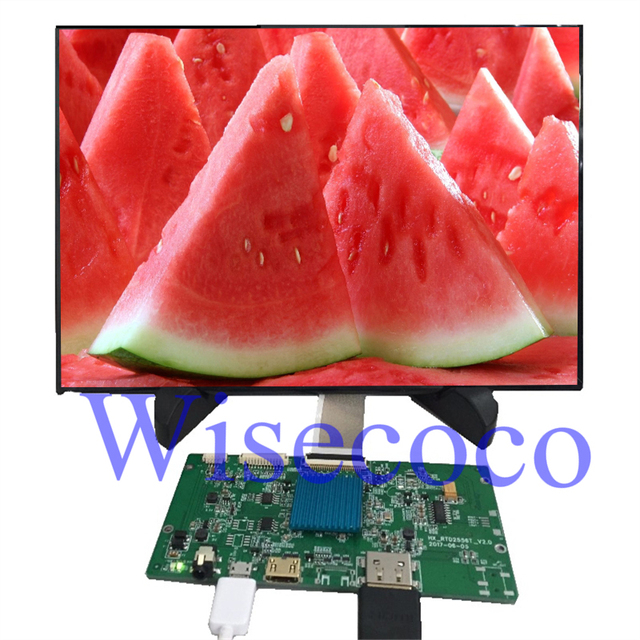 10.1 inch 2560*1600 2k 1440p HD LCD screen monitor IPS DLP projector LCD with driver board 3d printer diy kit