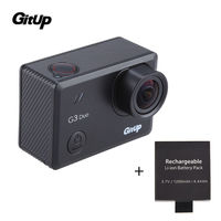 GITUP G3 Duo 2K HD WIFI Gyro Action Camera 2.0 LCD Touch Screen Waterproof 170 degree Ultra wide Angle Sports Mini Camera